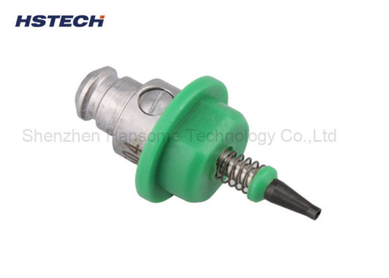 Green Color Sliver Base SMT Spart Parts JUKI 504 Nozzle Head For SMD Suction