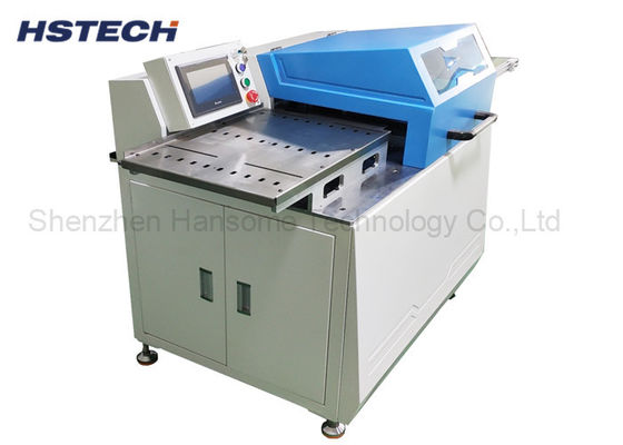 Automatic Batch PCB Cutting Equipment 360mm Width With Touch Screen Control