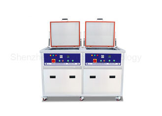 AC380V 77L Ultrasonic Cleaning Machine SUS Stainless Steel 3000W Heating Power